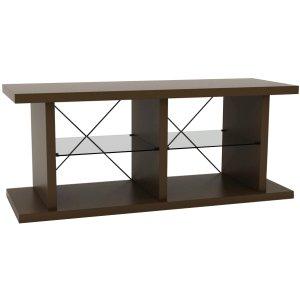 Cheap Atlantic Soho 36835673 TV Stand. SOLO TV STAND / AV TOWER MOCHA ST-STR. Up to 50′ Screen Support – 135 lb Load Capacity – 3 x Shelf(ves) – 20.5′ Height x 18′ Width – Gloss – Steel, Glass, Medium Density Fiber (MDF) – Mocha (ITE-GB1178-INGM|1)