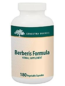 buy Genestra - Seroyal Berberis Formula 180 Vegetable Capsules
