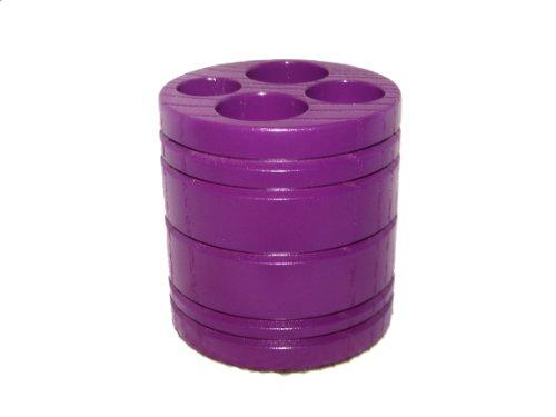 Vapor Stands Trek-E Ecig Cup Holder Insert - Purple V4