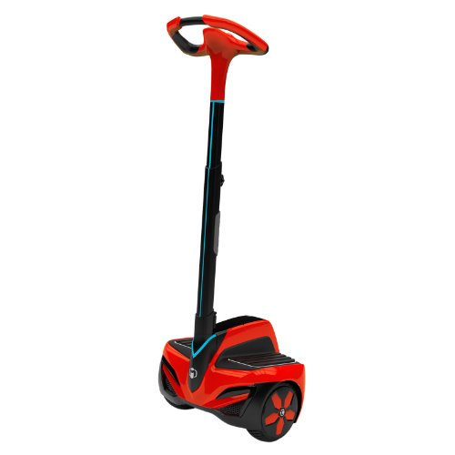 Inmotion Scv R1Ex Self Balancing Personal Electric Vehicle Transporter Two Wheels Sports Golf Outdoor Eco Friendly Standing Up Motorcycle Bicycle Mobility Scooter (Red)