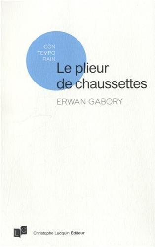 Le plieur de chaussette - Erwan Gabory