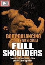 Body Balancing by Tim Michaels Shoulders