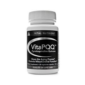 VitaPQQ 20 mg 30 VegiCaps