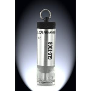 New High Intensity Waterproof Glo-Toob Led Marker Light For Scuba Diving, Snorkeling, Boating & Camping - Clear