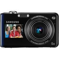 Samsung TL210 DualView 12.2 MP Digital Camera with 5X Optical Zoom and 3-Inch LCD Screen and 1.5-Inch Front Screen (Blue)