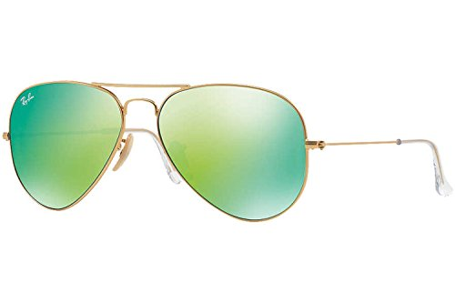 Ray-Ban Aviator with Mirrored Lenses - Unisex