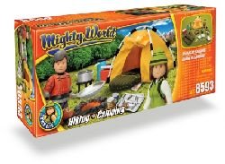 Hiking And Camping Set Mighty World Toys