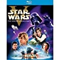 STAR WARS BLU-RAY EPISODE 5 THE EMPIRE STRIKES BACK SPECIAL CASE COVER REGION FREE EDITION