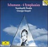 Robert Schumann: 4 Symphonies - Giuseppe Sinopoli / Staatskapelle Dresden