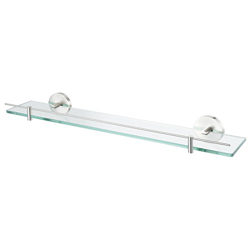 Fancy Aqualux Haceka Pro Glass Shelf mm