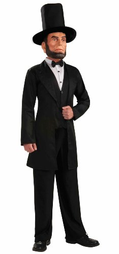 Forum Abraham Lincoln Adult Mask Costume