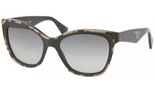 prada Prada 20PS NAI3M1 Light Tortoise 20PS Cats Eyes Sunglasses Lens Category 2