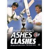 Botham & Border Ashes Clashes DVD