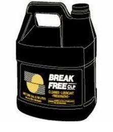 Break-Free Clp-7 Cleaner Lubricant Preservative Gallon Jug, 3.78-Liter back-549461