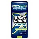 Right Guard Xtreme Power Stripe Antiperspirant And Deodorant, Fresh - 2.6 Oz