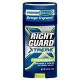 Right Guard Xtreme Power Stripe Antiperspirant And Deodorant, Fresh - 2.6 Oz
