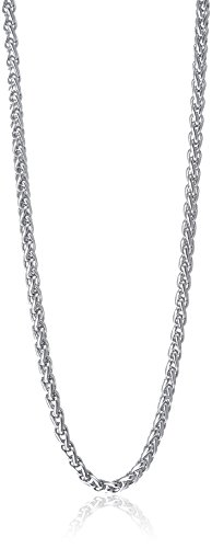 Unknown by Ayesha Chain for Men (Silver) (64303)