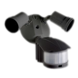 hubbell outdoor lighting s2lh s series motion sensor kit bronze