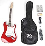 Electric Guitar Package w/ Guitar, Amp, Strap and Instructional DVD SX RST CAR w/GA1065
