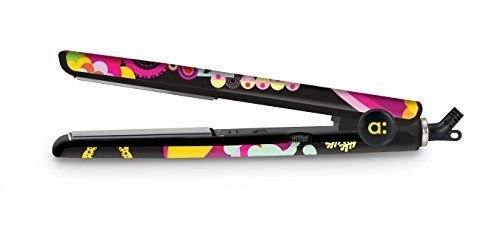 Amika - Black Obliphica Ceramic Styler Flat Iron (Flat Iron Amika compare prices)