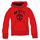 Manchester United FC Red Hoody - S