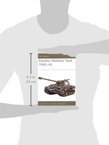 Panther Medium Tank 1942-45 (New Vanguard)