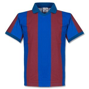 1980's Barcelona Home Retro Shirt - XL