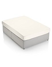 Pure Egyptian Cotton 230 Thread Count Fitted Sheet with StayNEW™