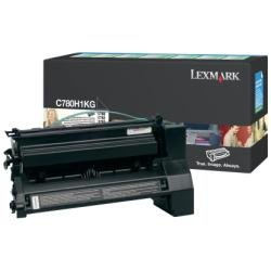 Lexmark Toner for C780,C782 10000 Sheets - Black