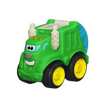 Tonka Chuck & Friends Classic Vehicle - Rowdy The Garbage Truck - 1