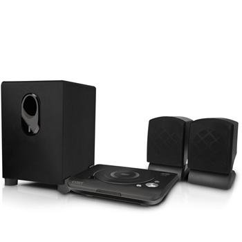 Coby DVD420 2.1-Channel DVD Home Theater System (Black)