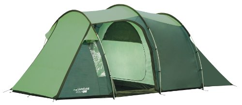 Lichfield Arisaig 5 Man Tent -Dark Ivy/Forest