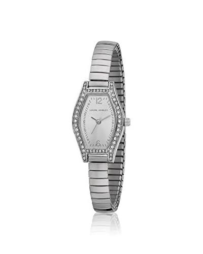 Laura Ashley Women's LA31010SS Analog Display Japanese Quartz Silver Watch