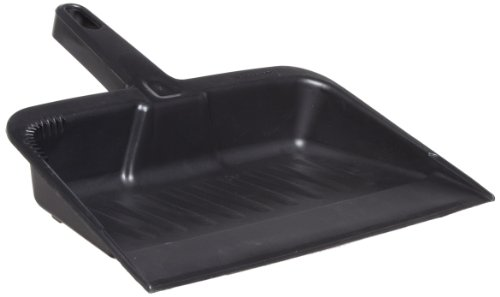 Rubbermaid(R) Heavy-Duty Dustpan, Charcoal (Rubbermaid Dust Pan compare prices)