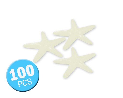 100-Pcs-Etoiles-de-mer-Brillantes-Phosphorescent-Artificiel-Starfish-pour-la-Dcoration