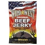 Wild West Gourmet Beef Jerky Original 100g