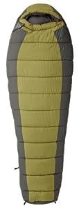 Asolo Equipment Women's Treviso 10-Degree Fahrenheit Synthetic Mummy Sleeping Bag (Green)