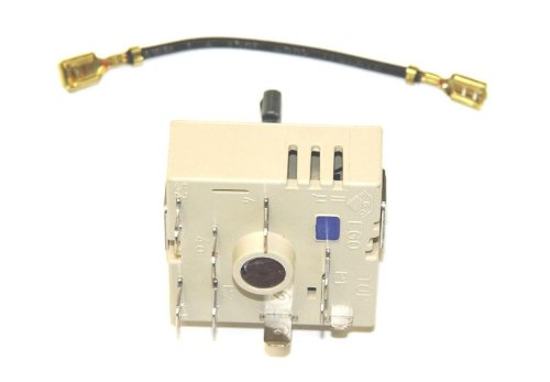 GE WB24T10063 Range Dual Burner Control Switch