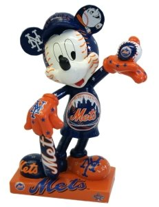 New York Mets 2010 All-Star Mickey Mouse On Parade Bobble