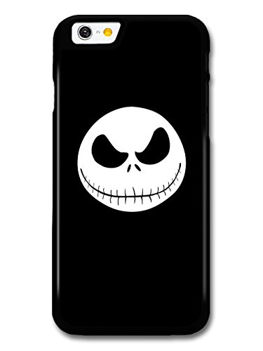 The Nightmare Before Christmas Halloween Tim Burton Jack Skellington custodia per iPhone 6
