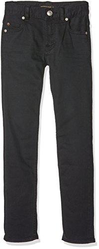 Quiksilver distorsione Jeans da ragazzo, colore: nero, taglia: 10 anni (taglia del produttore: 23/10S)