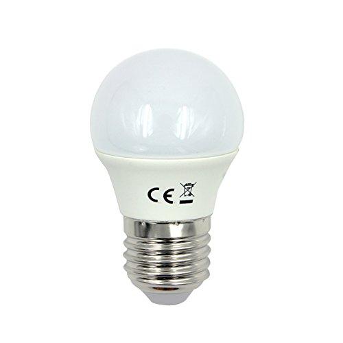 OUBO E14 E27 3W 5W LED SMD 2835 Birne Bulb Spot Lampe Kerzenbirne Kerze Leuchtmittel Strahler Licht Milchglas Klarglas Lampe Glühbirne Scharf warmweiß kaltweiß(E27-5W-Warmweiß-Milchglas)