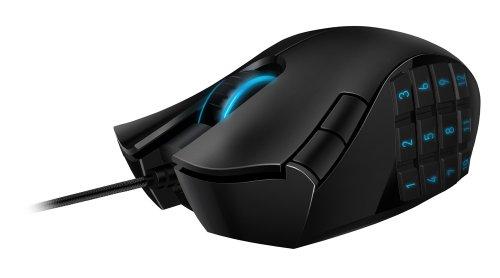 Razer Naga Mmog Laser Gaming Mouse (Rz01-00280100-R3)