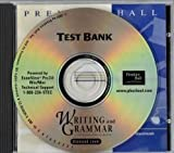 9780130530394  2001 prentice hall writing and grammar 12th grade test bank