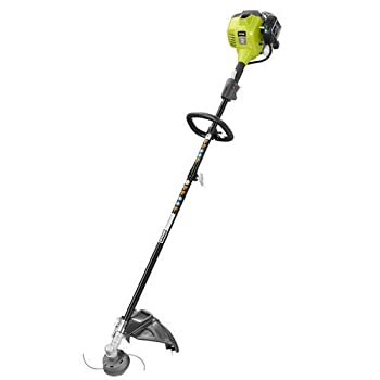 Ryobi ZRRY253SS 25cc 17 in. Full Crank 2-Cycle Straight Shaft Gas String Trimmer (Certified Refurbished)