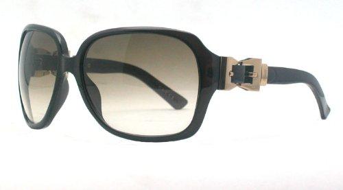 Gucci Fashion Sunglasses 3006/S/0OUV/DB/59/15: Dark Brown/Brown Gray Gradient