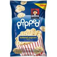 Amazon.com: Quaker Popped Buttered Popcorn Flavor Rice
