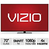 "Vizio 70"" Class LED Smart TV 1080P Refurbished (Certified Refurbished)"