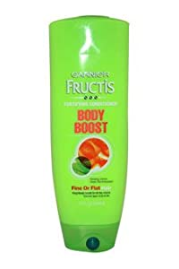 Fructis Body Boost Fortifying Conditioner by Garnier for Unisex - 13 oz Conditioner