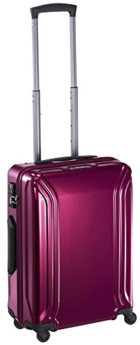 zero-halliburton-air-ii-carry-on-4-wheel-spinner-travel-case-red-one-size